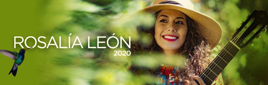 Rosalía León 2020